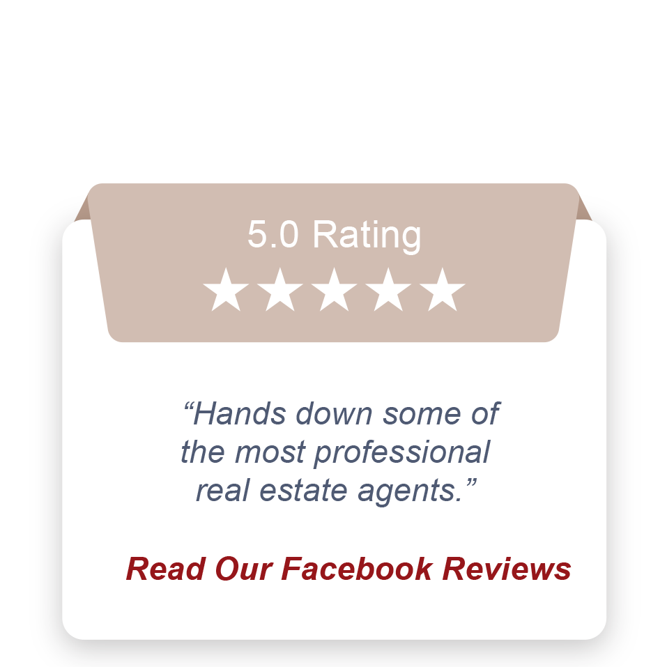 Click to read our 5.0 star ratings on Facebook